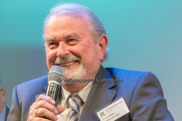Österreichischer Behindertenrat: Ehrenpräsident Dr. Klaus Voget zum 70. Geburtstag (Fotograf: Michael Janousek / Fotocredit: Österreichischer Behindertenrat)