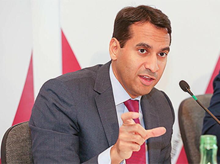 Anas Abuzaakouk, Chief Executive Officer, Bawag, Fotocredit: Bawag