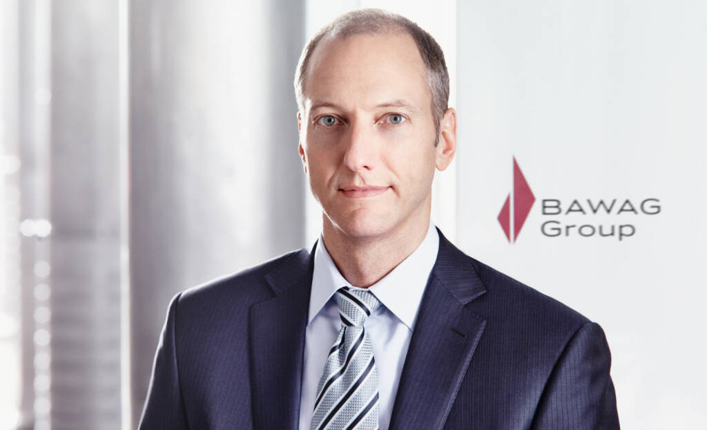 Andrew Wise, Chief Investment Officer Non-Retail Lending, Bawag, Fotocredit: Bawag, © Aussender (24.10.2017)