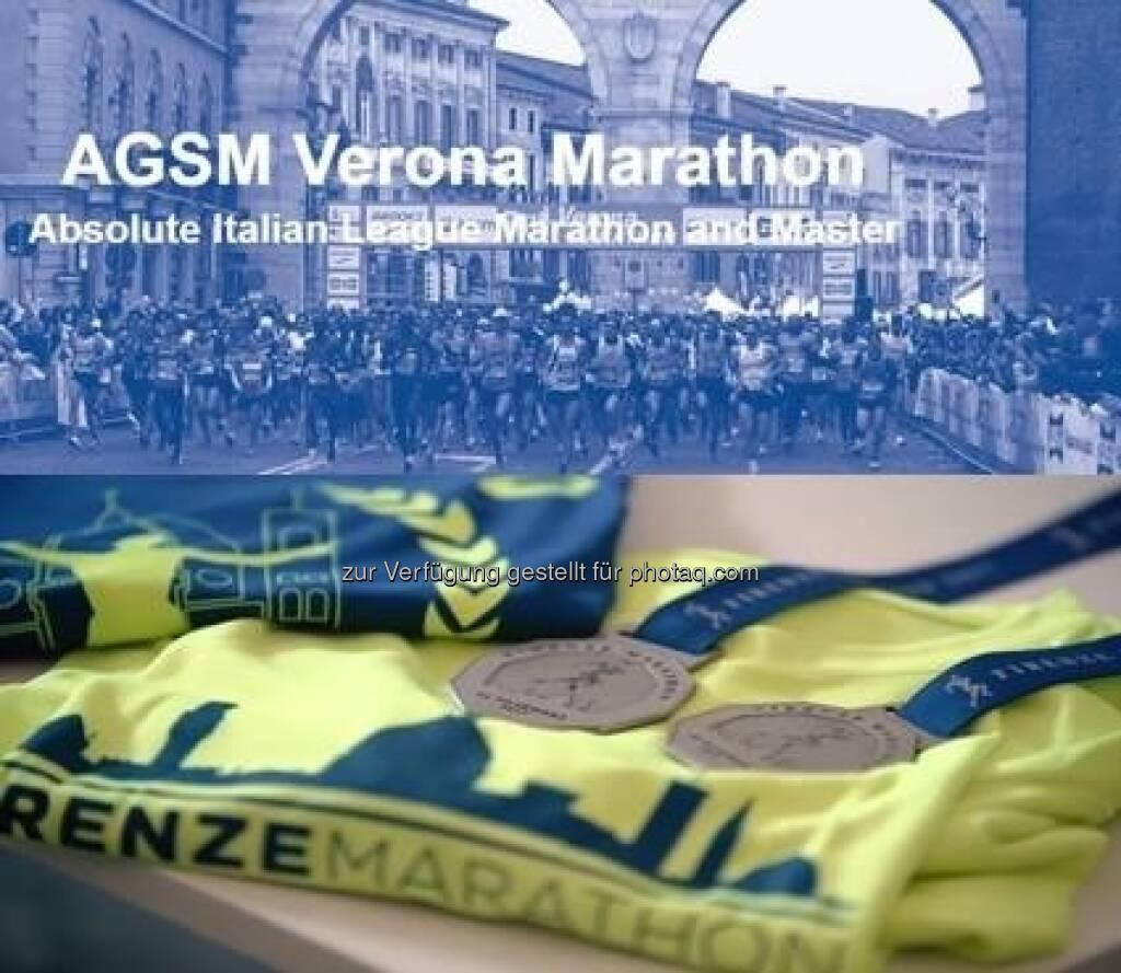 Verona & Florence Marathon (24.10.2017)