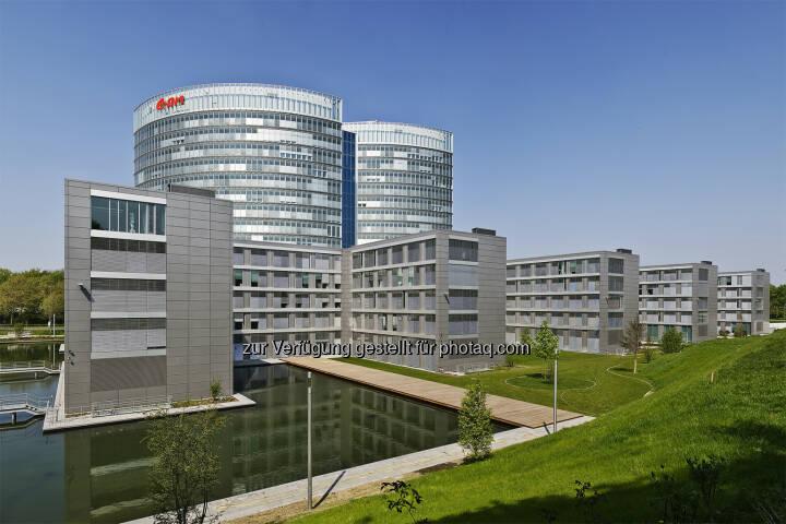 E.ON, EON - E.ON-Zentrale in Essen (Fotocredit: E.ON)