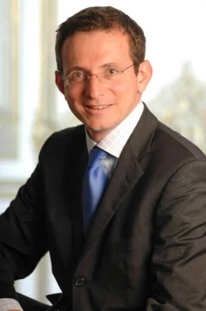 Benjamin Melman,  Leiter Asset Allocation und Sovereign Debt bei Edmond de Rothschild Asset Management, Fotocredit: Edmond de Rothschild Asset Management, © Aussender (24.10.2017)