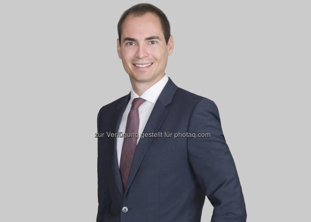 Brandl & Talos Rechtsanwälte GmbH: Markus Arzt verstärkt als Rechtsanwalt das M&A-Team bei Brandl & Talos (Fotocredit: Matthias Nemmert), © Aussender (24.10.2017)