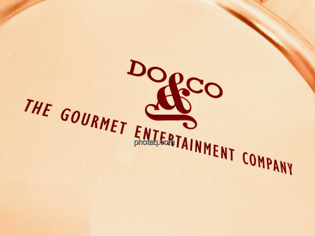 Do&Co - The Gourmet Entertainment Company, DoCo Tablett, © photaq.com (24.10.2017)
