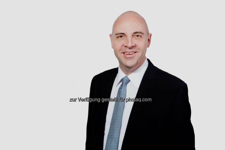 Markus Ley, Vorstand von Allgeier Experts - Allgeier Experts SE: Allgeier Experts erstmals auf dem BME-Symposium Einkauf und Logistik (Fotocredit: Allgeier Experts SE)