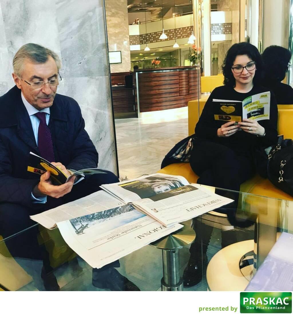 Mit Thomas Birtel und Diana Klein (29.10.2017)
