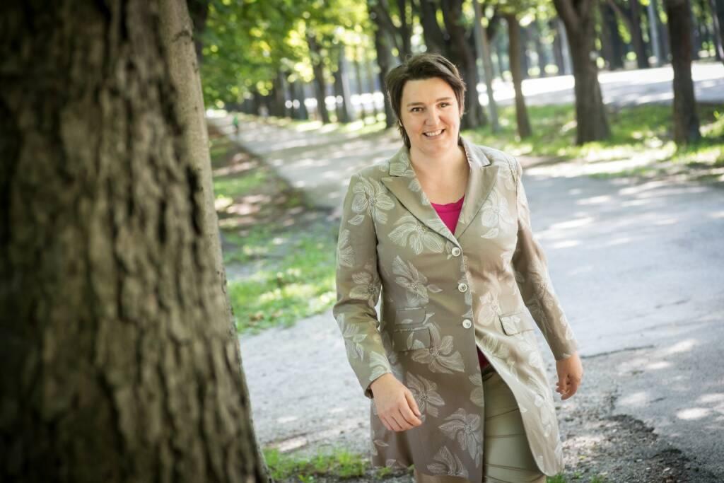 Brigitte Bichler, Leiterin des OMV Umweltmanagements, Fotocredit: OMV, © Aussender (30.10.2017)