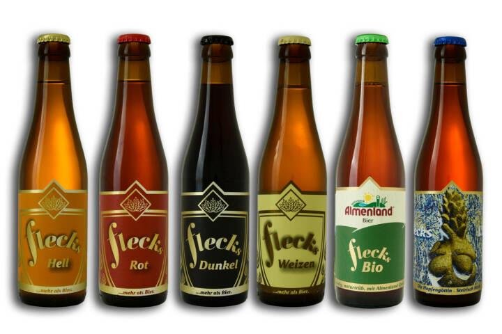"""Die Craft-Bier-Pioniere """"FLECKS"""" aus der Steiermark fokussieren auf stärkeres Wachstum auch am Heimatmarkt Österreich. Mit weiteren Investitionen in Österreichs modernste Craft-Bier-Brauerei und den Vertrieb der Genuss-Biere ist das ökologisch ausgerichtete Familienunternehmen auf Expansionskurs. Investoren können sich am Crowdfunding auf Green Rocket mit fünf Jahren Laufzeit und bis zu 6,5 % Fixzins p.a. sowie Sachboni beteiligen. Copyright: FLECKS"""