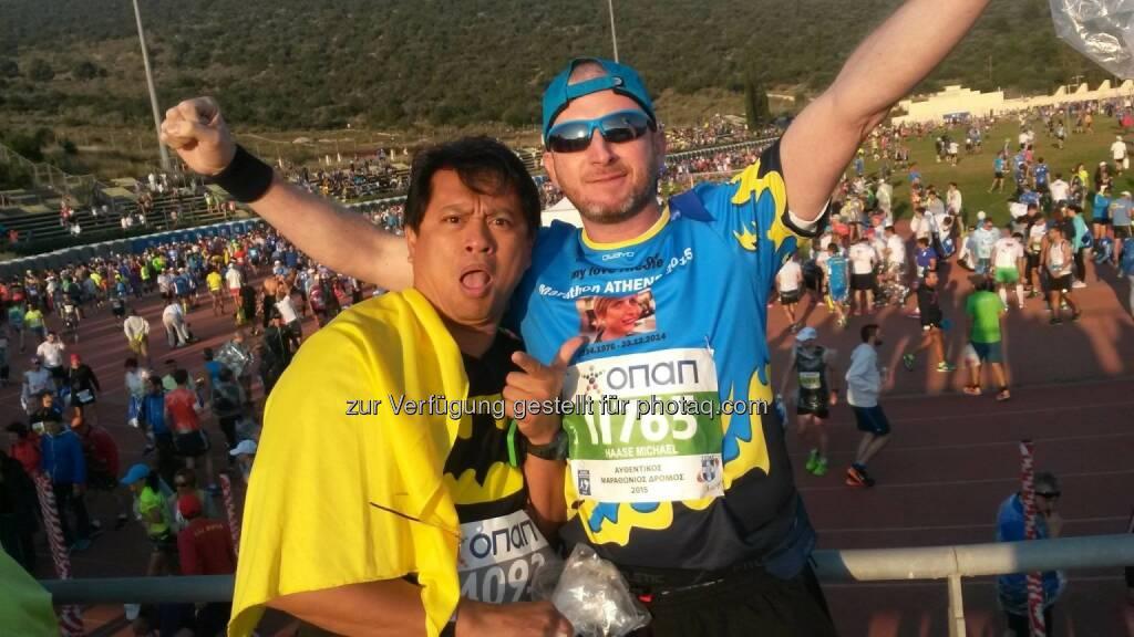 My 1st Marathon (31.10.2017)