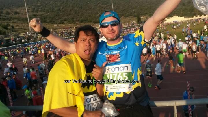 My 1st Marathon