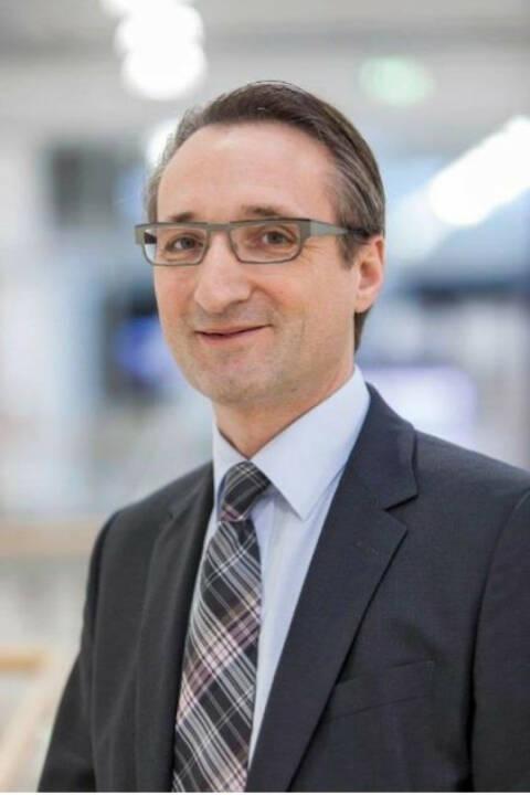 Bernard Motzko ergänzt den Vorstand der Zumtobel Group ab Februar 2018 als Chief Operations Officer (COO). Bild: Zumtobel