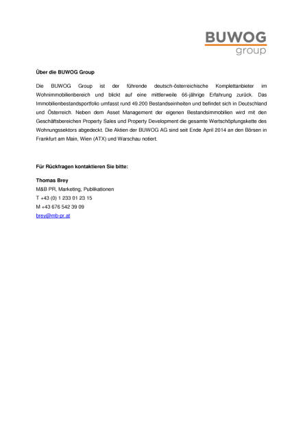 """Seestadt-Aspern-Projekt der Buwog in London mit """"European Property Award"""" ausgezeichnet, Seite 2/2, komplettes Dokument unter http://boerse-social.com/static/uploads/file_2383_seestadt-aspern-projekt_der_buwog_in_london_mit_european_property_award_ausgezeichnet.pdf (31.10.2017)"""