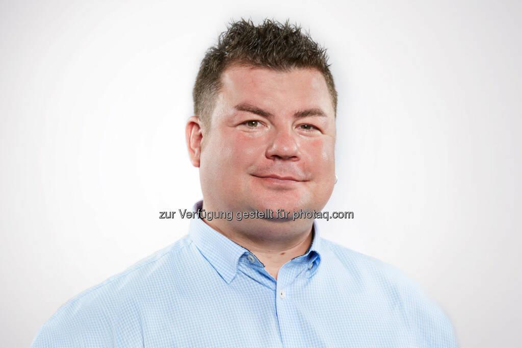 adverserve digital advertising services GmbH: Angelo Markovic neuer Technical Consultant bei der adverserve Schweiz GmbH (Fotocredit: Thomas Unterberger), © Aussender (02.11.2017)