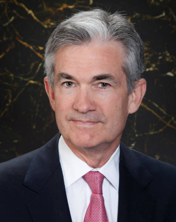 Jerome H. Powell wird neuer FED-Chef, Fotoquelle: https://www.federalreserve.gov