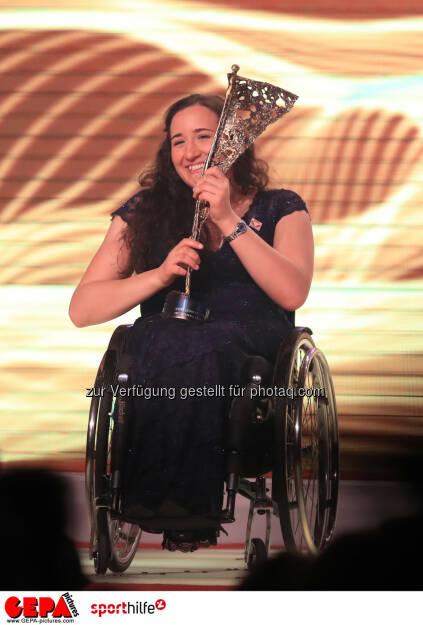 Claudia Lösch - Lotterien Sporthilfe-Gala - (Photo: GEPA pictures/ Mario Buehner) (04.11.2017)