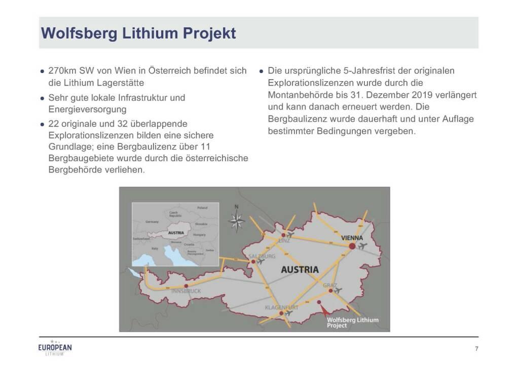 Präsentation European Lithium - Wolfsberg (07.11.2017)