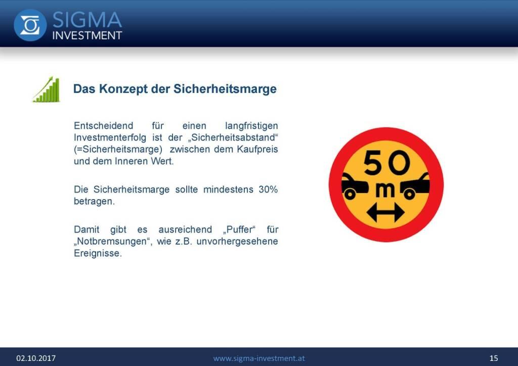 Präsentation Sigma Alfa European Opportunities Fonds - Konzept Sicherheit (07.11.2017)