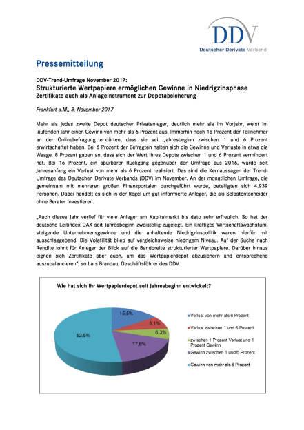 Strukturierte Wertpapiere ermöglichen Gewinne in Niedrigzinsphase, Seite 1/2, komplettes Dokument unter http://boerse-social.com/static/uploads/file_2385_strukturierte_wertpapiere_ermoglichen_gewinne_in_niedrigzinsphase.pdf (08.11.2017)