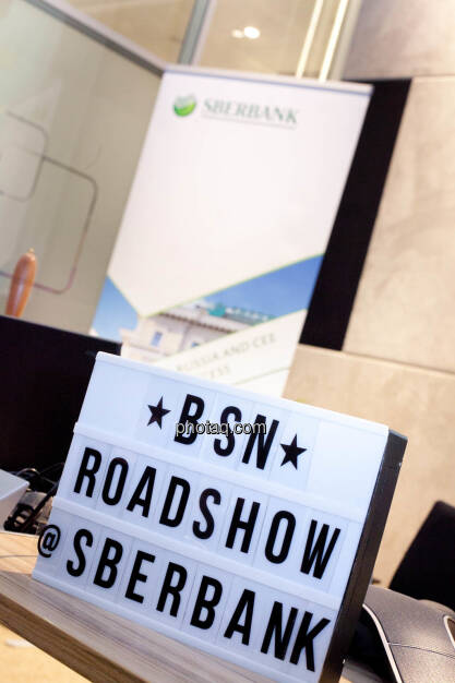 BSN Roadshow #74 @ Sberbank (Fotocredit: Michaela Mejta for photaq.com), © Michaela Mejta (08.11.2017)
