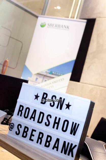 BSN Roadshow #74 @ Sberbank (Fotocredit: Michaela Mejta for photaq.com), © Michaela Mejta (08.11.2017)