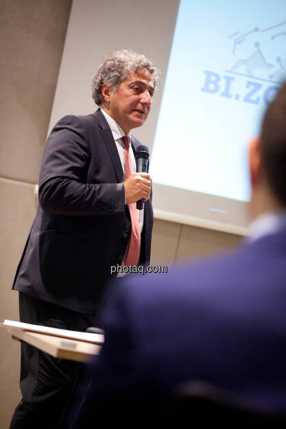 Angelo Rizzuti, Head of Transaction Banking and Trade Finance Sberbank Europe AG (Fotocredit: Michaela Mejta for photaq.com), © Michaela Mejta (08.11.2017)