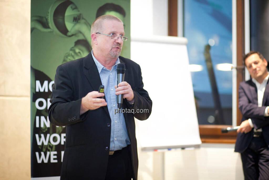 Dietrich Wanke, General Manager European Lithium (Fotocredit: Michaela Mejta for photaq.com), © Michaela Mejta (08.11.2017)