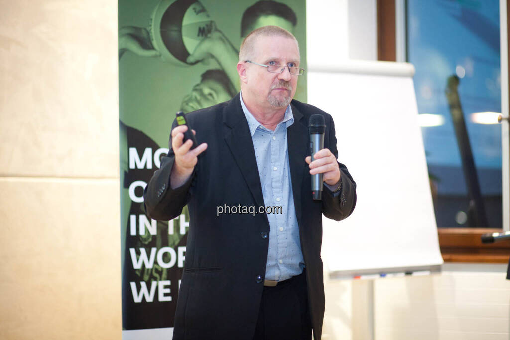 Dietrich Wanke, General Manager European Lithium (Fotocredit: Michaela Mejta for photaq.com), © Michaela Mejta (08.11.2017)