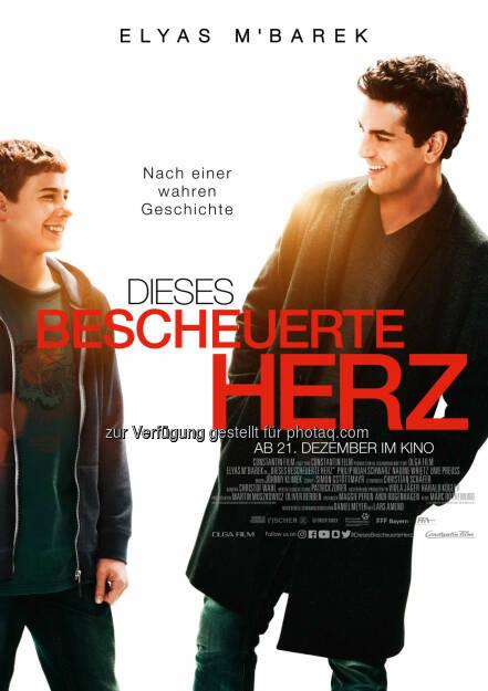 Constantin Film: DIESES BESCHEUERTE HERZ (Fotocredit: Constantin Film), © Aussendung (09.11.2017)
