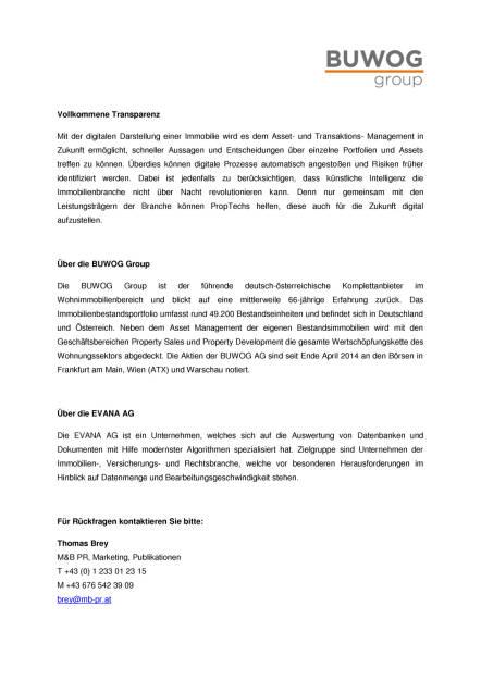 Buwog nutzt künstliche Intelligenz, Seite 2/2, komplettes Dokument unter http://boerse-social.com/static/uploads/file_2386_buwog_nutzt_kunstliche_intelligenz.pdf (09.11.2017)