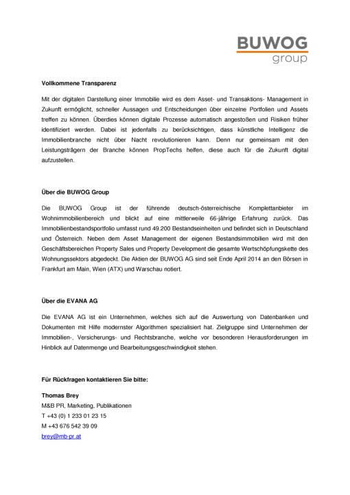Buwog nutzt künstliche Intelligenz, Seite 2/2, komplettes Dokument unter http://boerse-social.com/static/uploads/file_2386_buwog_nutzt_kunstliche_intelligenz.pdf