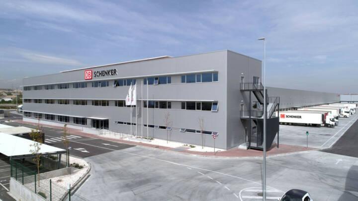 DB Schenker in Österreich: DB Schenker investiert 22 Millionen Euro in sein größtes Logistikzentrum in Madrid; Fotocredit:DB Schenker