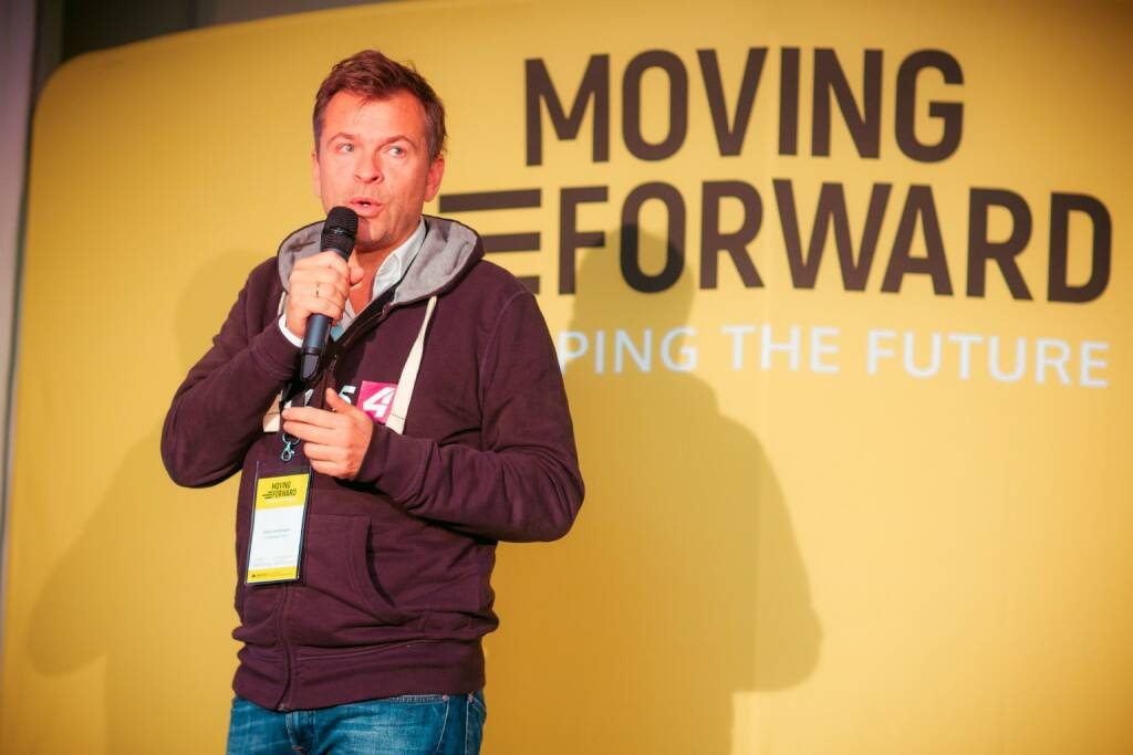 PULS 4-CEO und Medienmanager des Jahres Markus Breitenecker, © Adrian Almasan/Good Life Crew (10.11.2017)