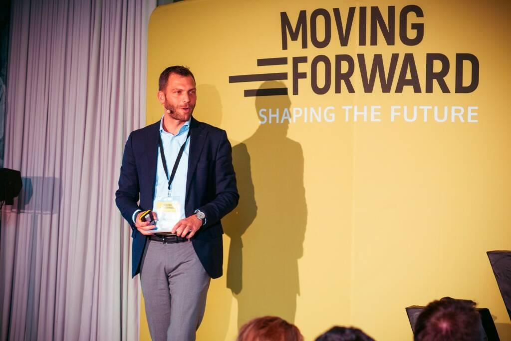 Andreas Martin, Präsident der Mobile Marketing Association, © Adrian Almasan/Good Life Crew (10.11.2017)