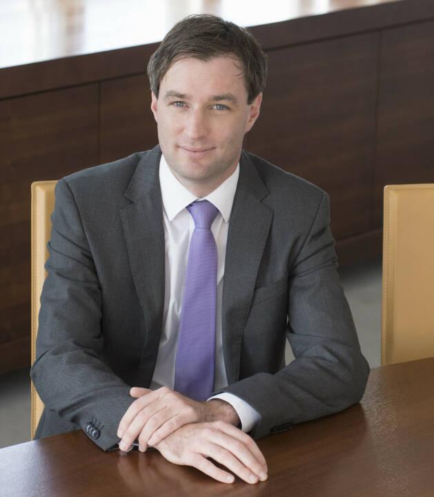Matthias Lassacher hat im Bankhaus Spängler die Leitung der Region Pinzgau übernommen. Bildquelle: Bankhaus Spängler