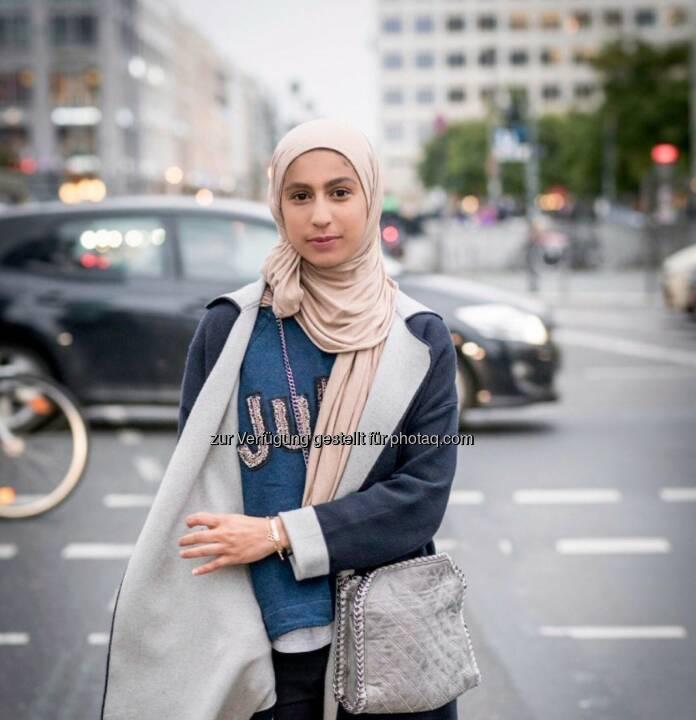 Rayouf Alhumedhi - Vienna International School (VIS): Schülerin der Vienna International School schafft es in das Time's Ranking der 30 einflussreichsten Teenager 2017 (Fotocredit: Vienna International School / Rayouf Alhumedhi)