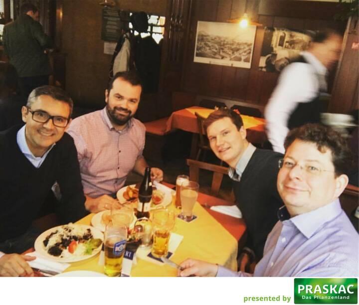 Growth Ninjas - mit Stefan Kainz, Stefan Greunz, Florian Wurz und Johannes Eichmeyer ninja-ing around