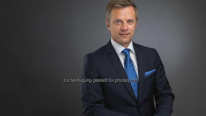 Günter Populorum, Managing Director EKAZENT Group - INVESTER United Benefits GmbH: EKAZENT wird unter dem Dach der INVESTER zur EKAZENT Group (Fotograf: Christian Huber.www.bildermacherei.at / Fotocredit: Ekazent Group)
