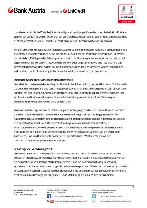 Österreichs Konjunktur weiter kräftig im Aufwind, Seite 2/5, komplettes Dokument unter http://boerse-social.com/static/uploads/file_2393_osterreichs_konjunktur_weiter_kraftig_im_aufwind.pdf