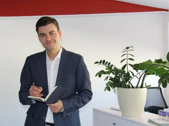 Neuer Berater bei ikp Salzburg: Christian Schernthaner verstärkt seit September 2017 das Team der Salzburger Kommunikationsagentur. Credit: ikp Salzburg