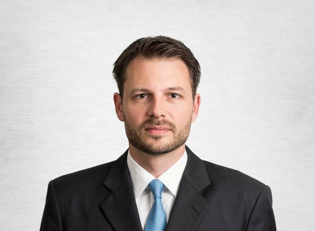Raphael Lüscher, Manager des Swisscanto (LU) Equity Fund Green Invest Emerging Markets: Corporate Governance ist ein wichtiges Kriterium im Bereich des nachhaltigen Investierens, Foto: Swisscanto, © Aussender (16.11.2017)