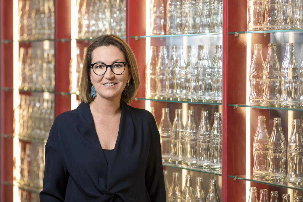 Ursula Riegler neue Director Public Affairs & Communications bei Coca-Cola HBC Österreich, Copoyright: Eva Kelety, © Aussendung (16.11.2017)