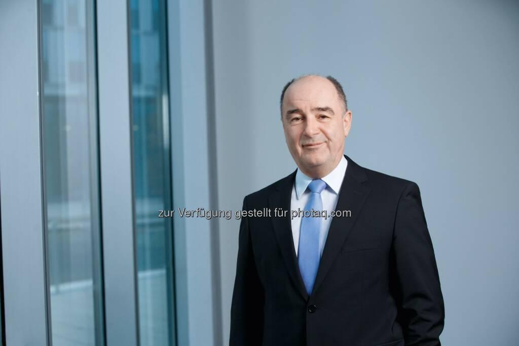 Manfred Leitner, OMV Vorstand verantwortlich für den Bereich Downstream. Credit: OMV (17.11.2017)