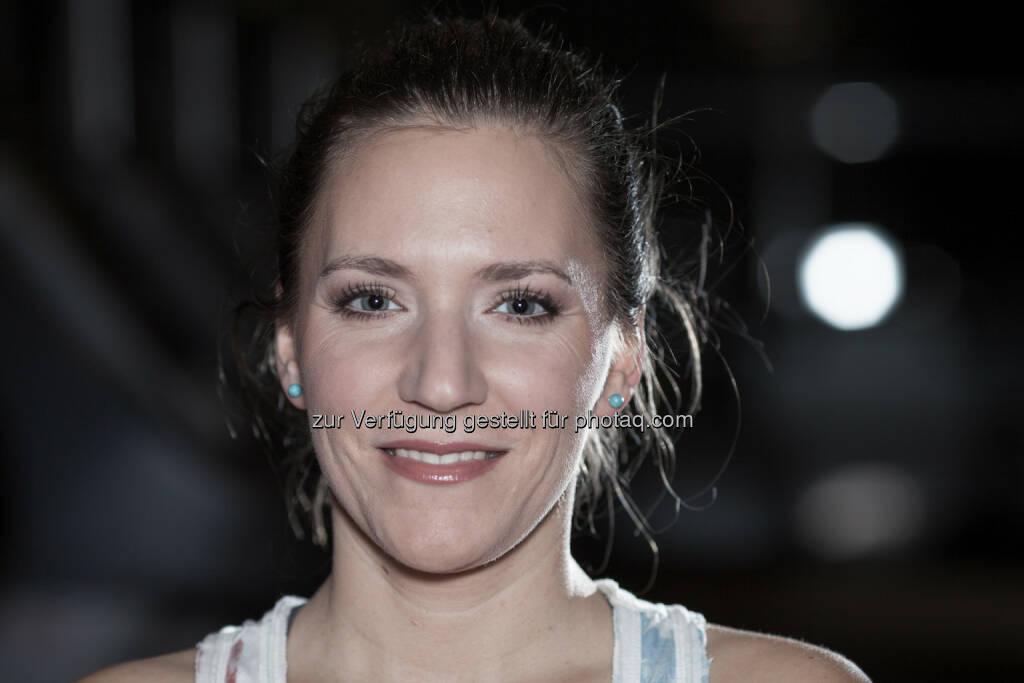 Mag. Bernadette Hörner (Sportjournalistin, Dipl. Fitness Trainerin) (19.11.2017)