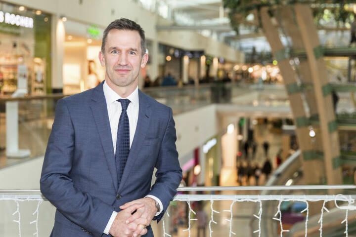 Unibail-Rodamco, Europas führendes börsennotiertes Immobilienunternehmen und Betreiber der beiden größten österreichischen Einkaufszentren Shopping City Süd und Donau Zentrum, holt für die Weiterentwicklung seines Geschäftes in Österreich den Retailexperten Nicola Szekely (41) an Bord. Fotocredit:Faruk Pinjo