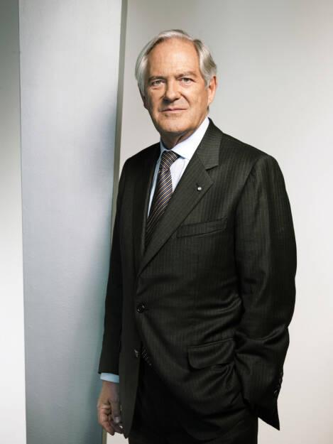 Pionier, Unternehmer, Stifter, Wissenschaftler und Investor: Roland Berger feiert seinen 80.Geburtstag. Fotocredit:Office des Prof. Dr. h.c. Roland, © Aussender (21.11.2017)