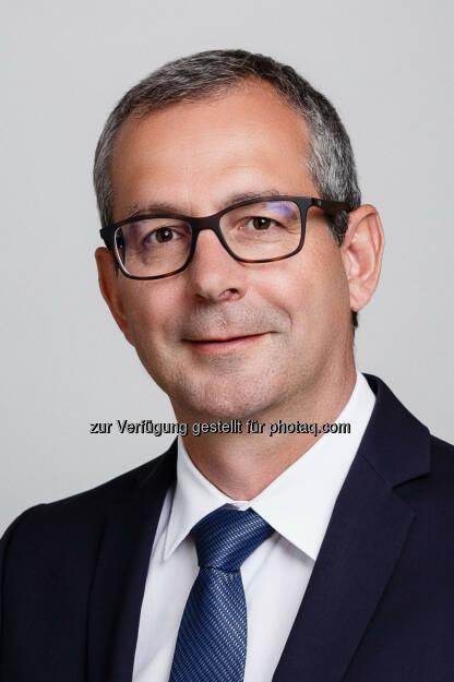Portrait DI Alexander Walcher, Geschäftsführer ASFINAG Bau Management GmbH - Asfinag: ASFINAG Aufsichtsrat bestellt Geschäftsführungen für Bau- und Mautgesellschaft neu (Fotocredit: ASFINAG), © Aussender (22.11.2017)