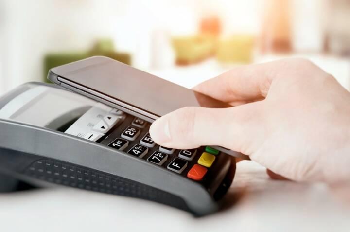 Handy-Bezahlung, NFC, Credit: Erste Bank