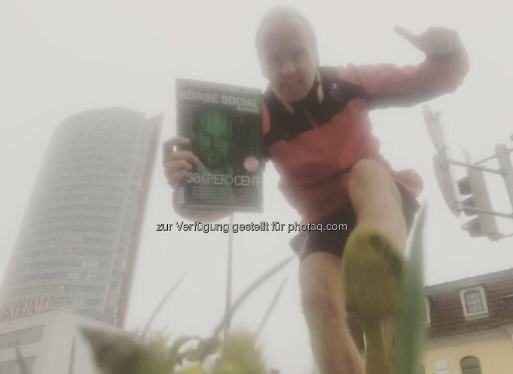 Das Magazine vor UBM und Warimpex (25.11.2017)