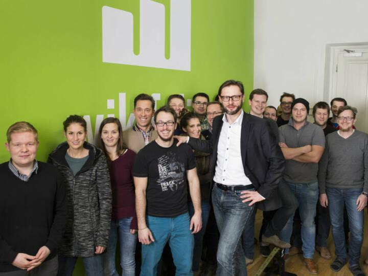 Das Magazin trend hat das FinTech-Unternehmen wikifolio.com zu Österreichs Start-up des Jahres gekürt. Credit: wikifolio