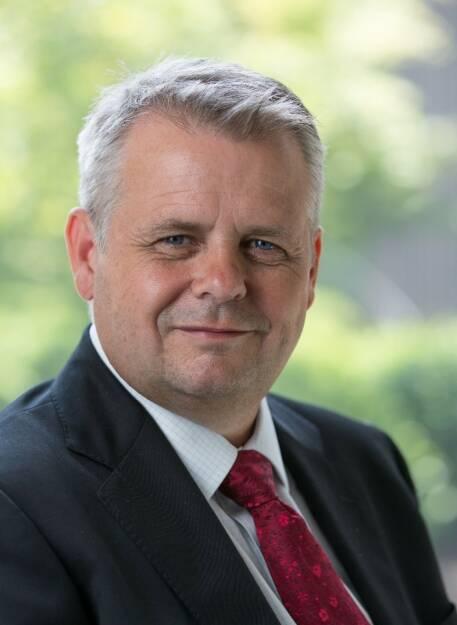 Lars Skovgaard Andersen, Senior Investmentstratege bei der Danske Bank, Bild: Danske Bank, © Aussender (27.11.2017)